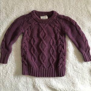 Peek sweater 3 for $15